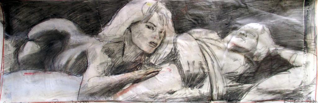 der sterbende sklave (Michelangelo 1513-16)